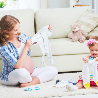 Big Brother and Big Sister Gift Ideas + Tips to Prepare Siblings for a New Baby