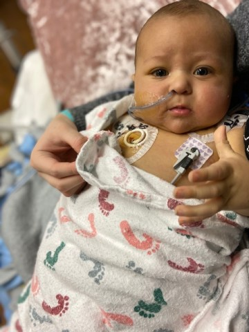 , EP65: Baby Ezra's Incredible Liver Transplant Story