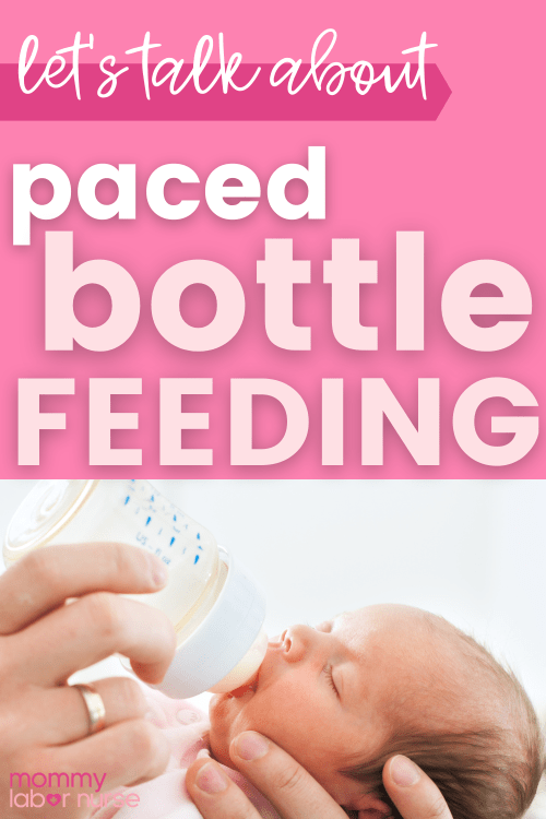 paced bottle feeding, Paced Bottle Feeding: Here's What You Need to Know!
