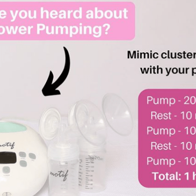 Power Pumping to Increase Your Milk Supply: Here's What You Need to Know