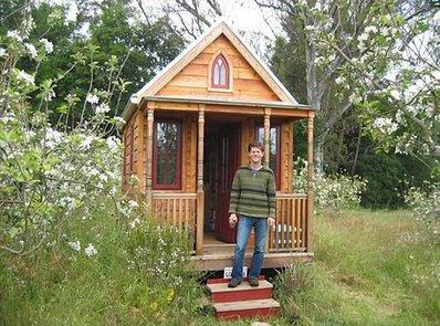 The Smallest House In The World
