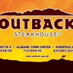 I have won an Outback Steakhouse Gift Cheque!