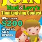 Our thanksgiving contest will start TODAY! A total of $200 cash prize is up for grab!