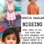 PUBLIC ANNOUNCEMENT: Help find Jessica Rasalan!