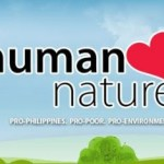 Use Human Nature products for a GREENER environment!