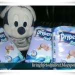 The FREE Drypers Diapers has arrived!