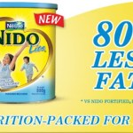 Nido Lite- new product from Nestle