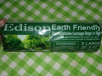 Earth Friendly Garbage Bags