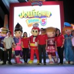 Jollitown Season 5 launched at Rockwell Tent