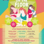 Join MOMS ON THE FLOOR by Mommy Mundo