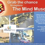Get a chance to explore The Mind Museum for free on Dec 9!