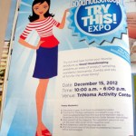 "Visit Good Housekeeping ""Try This Expo"" on Dec. 15, 2012"