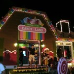 Kids enjoyed the Candy Land at Nuvali