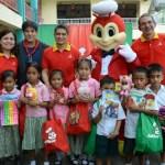 Jollibee celebrates its 18th Maaga ang Pasko
