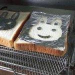Baon Ideas: Bread Toast Arts