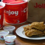 Celebrate Grandparents day at Jollibee