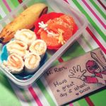 Bento for the week #4