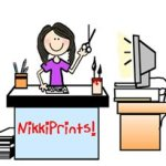 Choose Nikkiprints for personalized giveaways