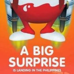 Kinder Joy is now in the Philippines