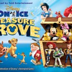 Disney On Ice 2013: Treasure Trove Show Schedules
