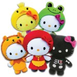 McDonald's Happy Meal: Hello Kitty Fairy Tale Series and Furby Boom