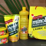 Minola Lauric Oil can help boost the Immune System