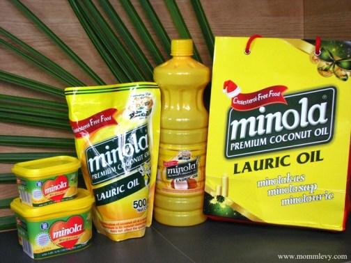 Minola Lauric Oil