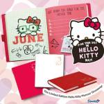 SM Kids' Fashion and Hello Kitty 2014 Planner