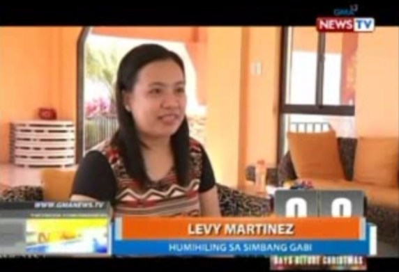 Levy Martinez GMA7 News To Go