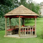 The Imperial Gazebo is Perfect for Spring