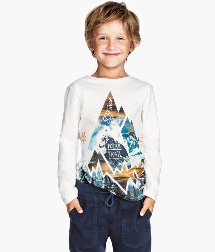 H&M Clothes and Shoes for Boys