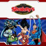 Shakey's Justice League Theme Birthday Party
