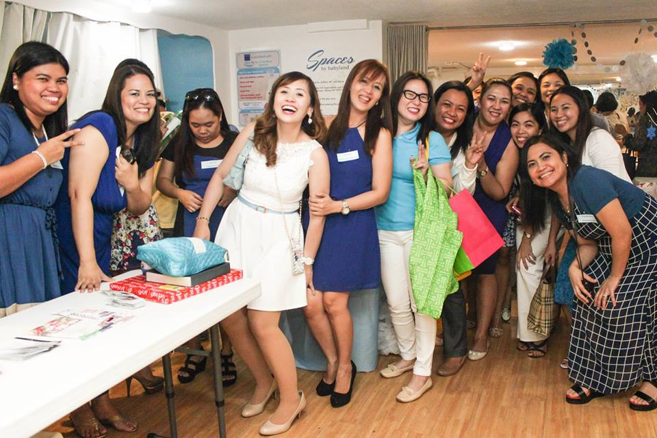 Mommy Bloggers Philippines 1st Christmas Party