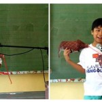 Save The Pangolins: Ren's Science Report