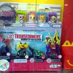 McDonald's Happy Meal 2015: Transformers and Littlest Pet Shop