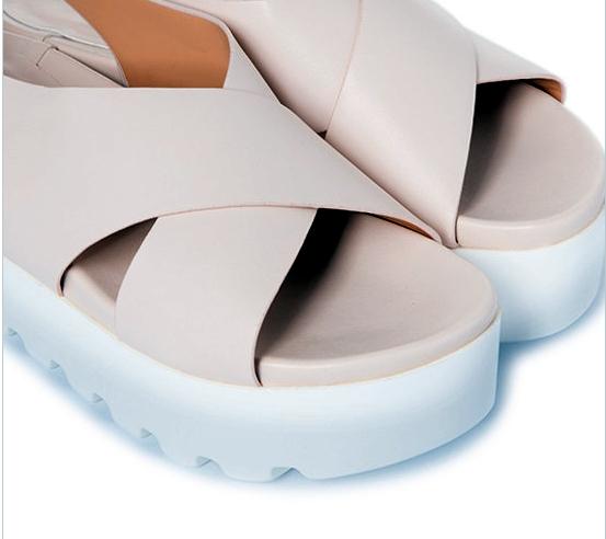 Primadonna Platform Sandals For a Taller me