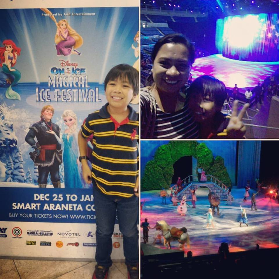 Disney On Ice Magical Festival 2015