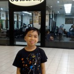 GQ Barber Shop in SM Molino review