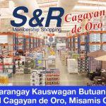 S&R Membership Shopping Soon To Open At Cagayan De Oro