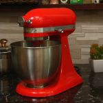 KitchenAid Artisan Mini Stand Mixer Perfect For my Small Kitchen