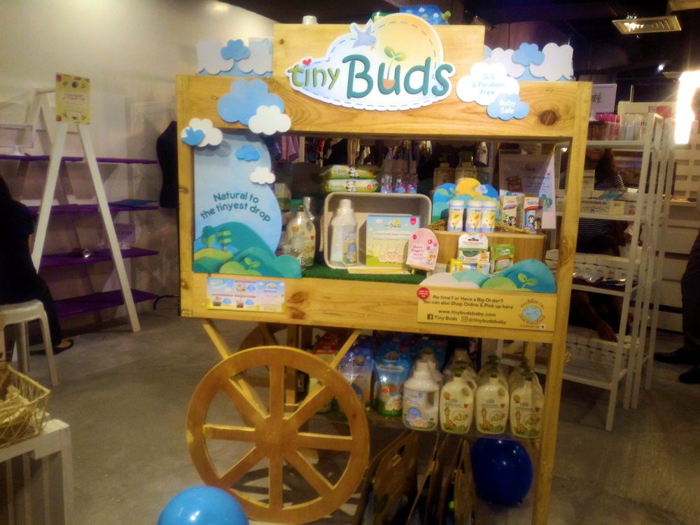 Tiny Buds Products Now Available at POP by Retail Lab in Glorietta 3