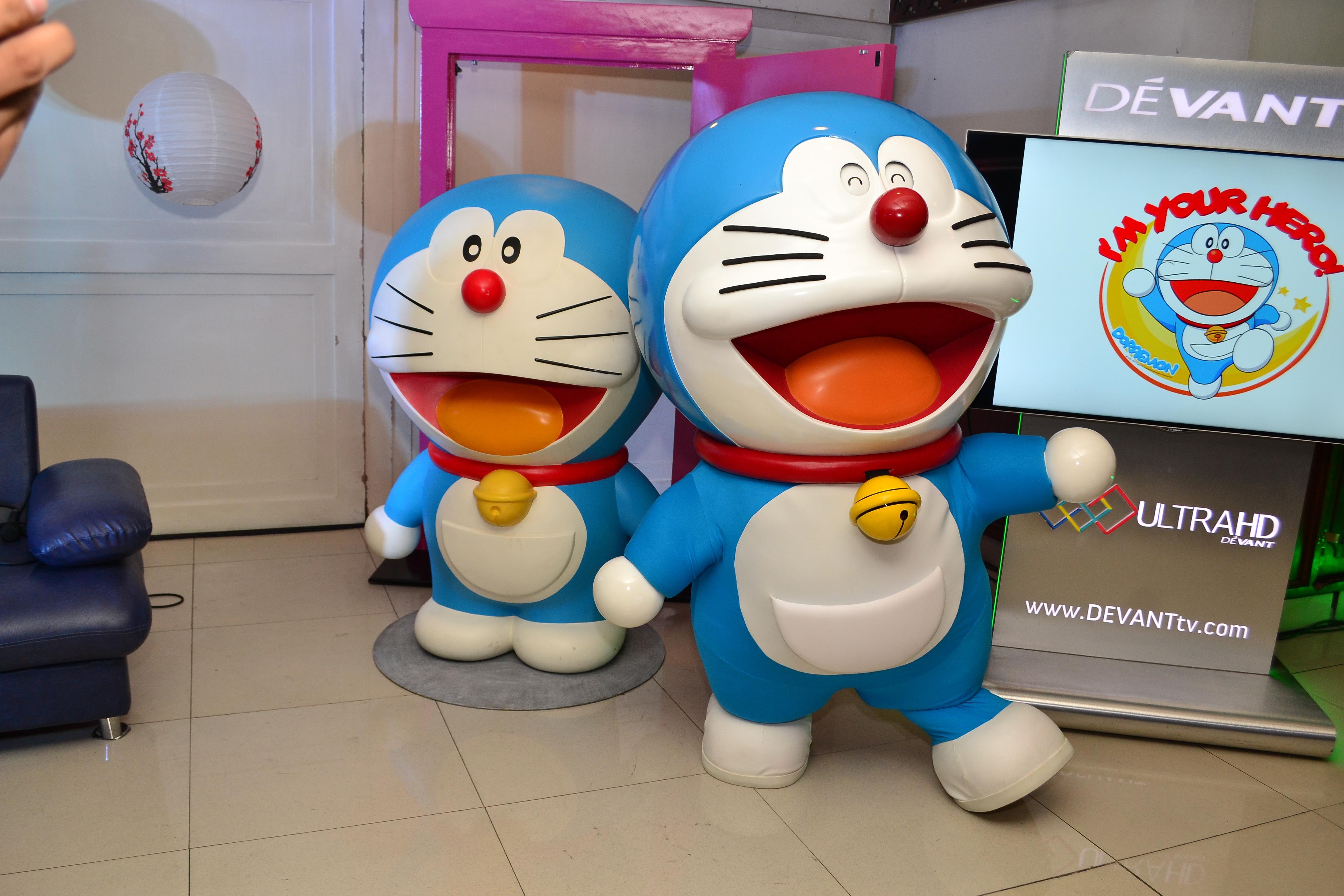 "Doraemon: ""I'm Your Hero"" Campaign"
