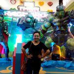 Visit the Thor: Ragnarok Exhibit in SM Malls
