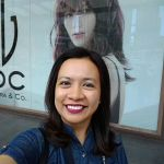 Hair Makeover: A Cut & Color at The BLOC by Junie Sierra & Co. Salon in BGC