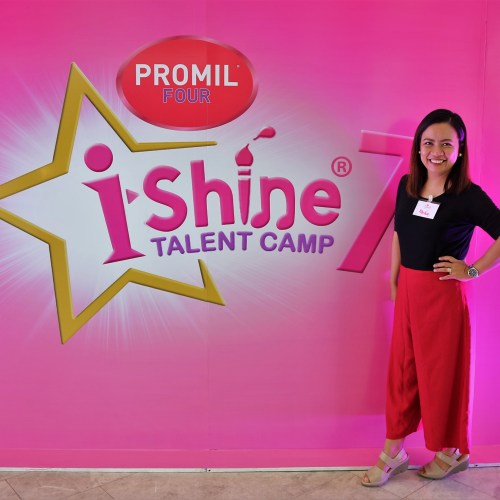 Promil Four iShine Talent Camp 7: SCHEDULE, LOCATION and FEE