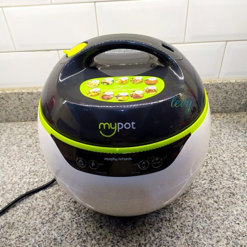 Morphy Richards MyPot Review