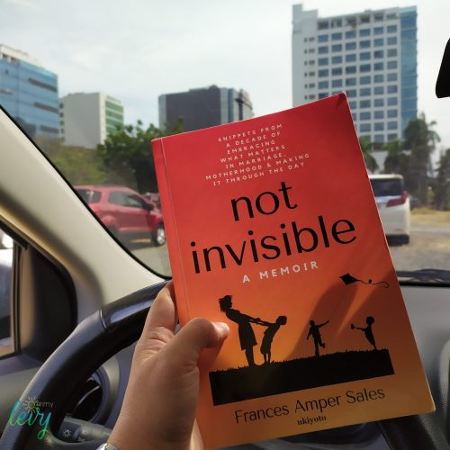Not Invisible: A Memoir by Frances Sales Book Review