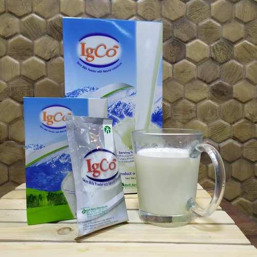 iGCo Colostrum Milk for Immune Booster