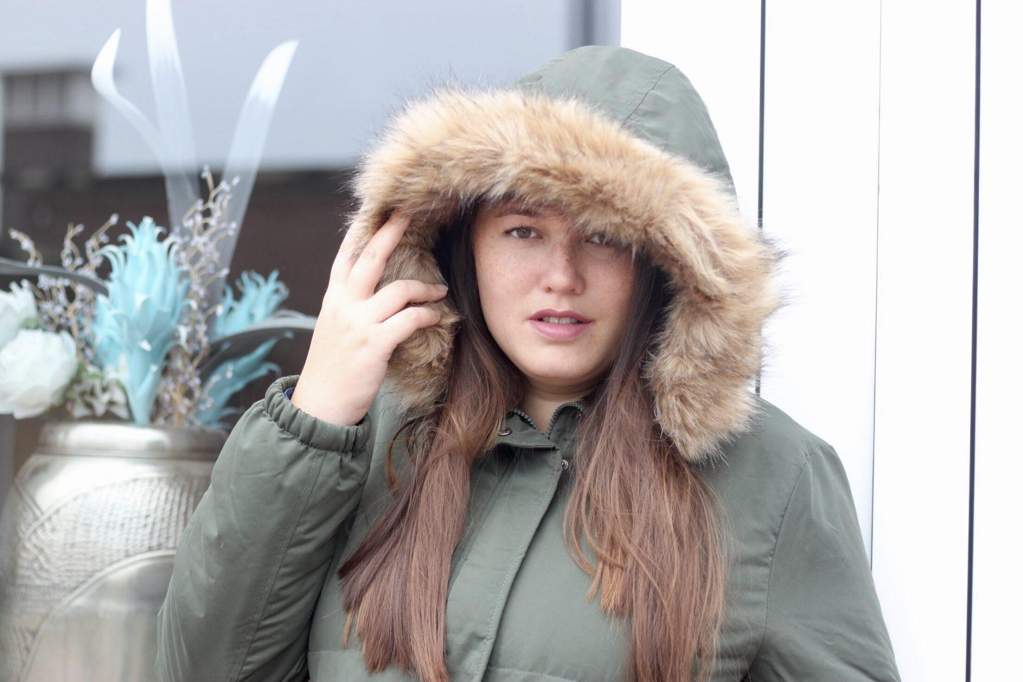 Outfit – een zwangerschapsjas voor de winter!