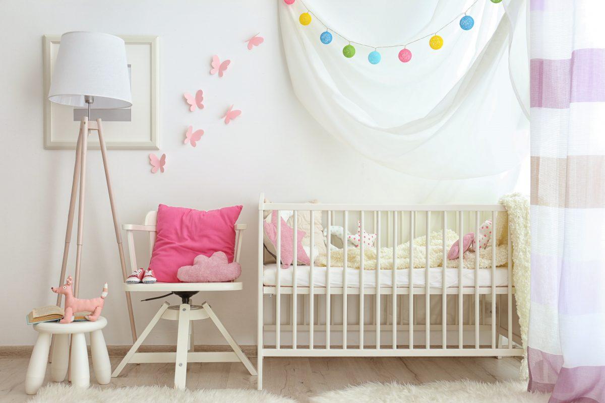 De juiste verlichting voor een kinderkamer